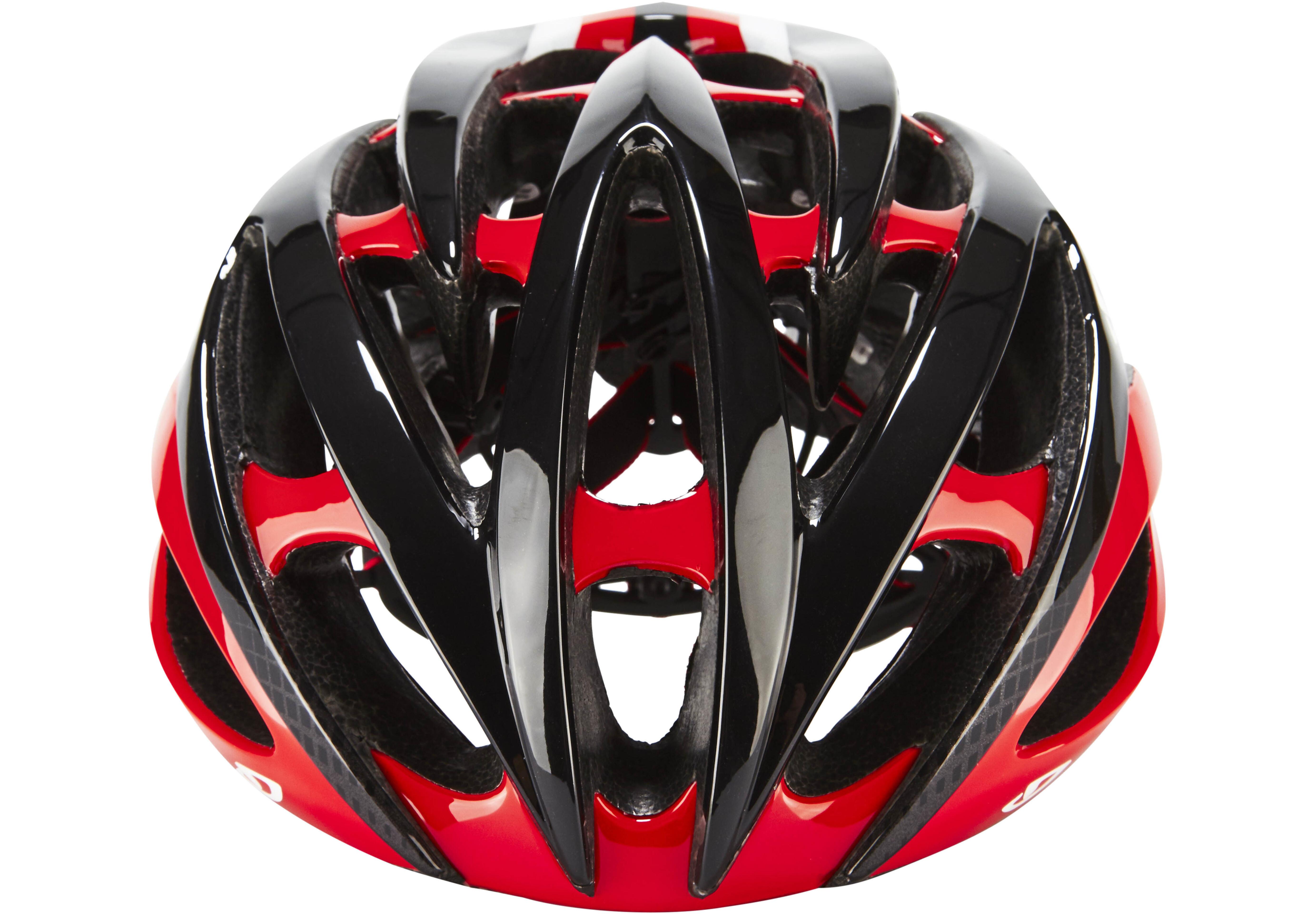 7e22420653ee4 Giro Atmos II - Casco de bicicleta - rojo negro